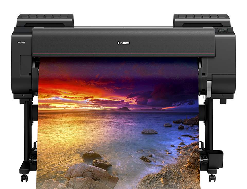 Wide Format Printers - Canon UK
