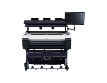 imagePROGRAG IPF MFP M40 versatile multifunction printer