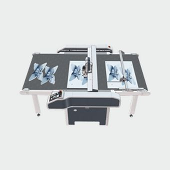 Océ ProCut S-Series great-value flatbed cutter