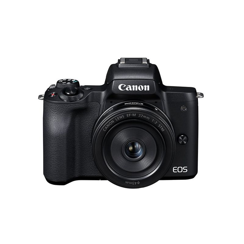 Small but powerful: the EOS M range
