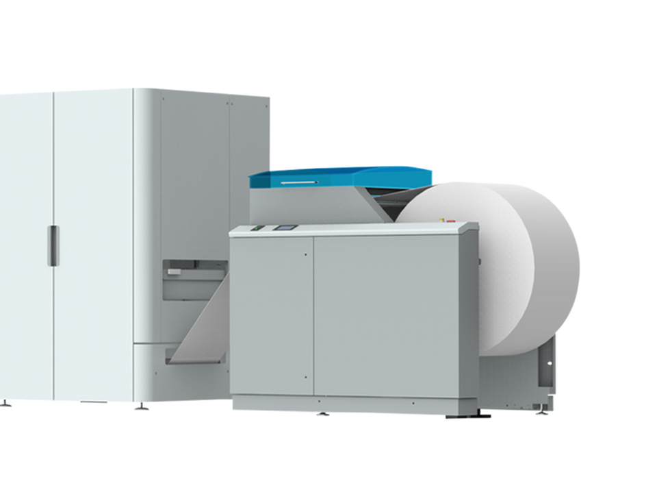 Canon continuous feed printer
