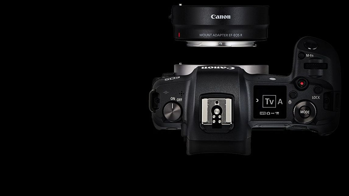 Canon EOS R System build your system