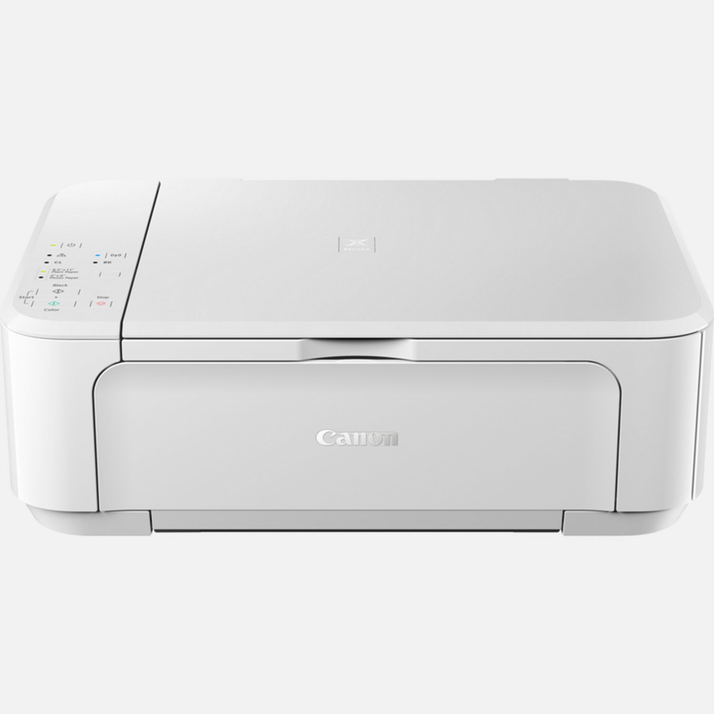 Canon PIXMA MG20S Tintenstrahl Multifunktionssystem, Weiß in WLAN Drucker