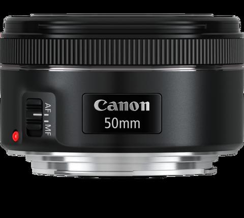 EF 50mm f-1.8 STM