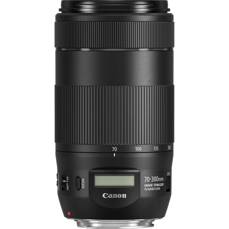 Canon EF 70-300mm f/4-5.6 IS II USM Objektiv — Canon Deutschland Shop