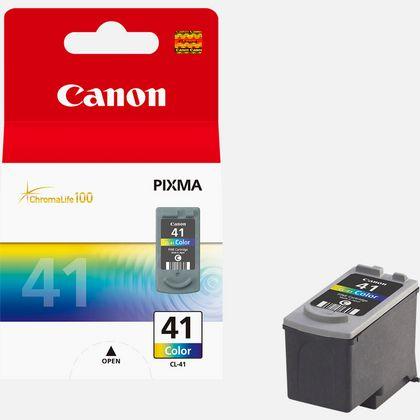 Cartouche d'encre couleur Canon CL-41 C/M/Y