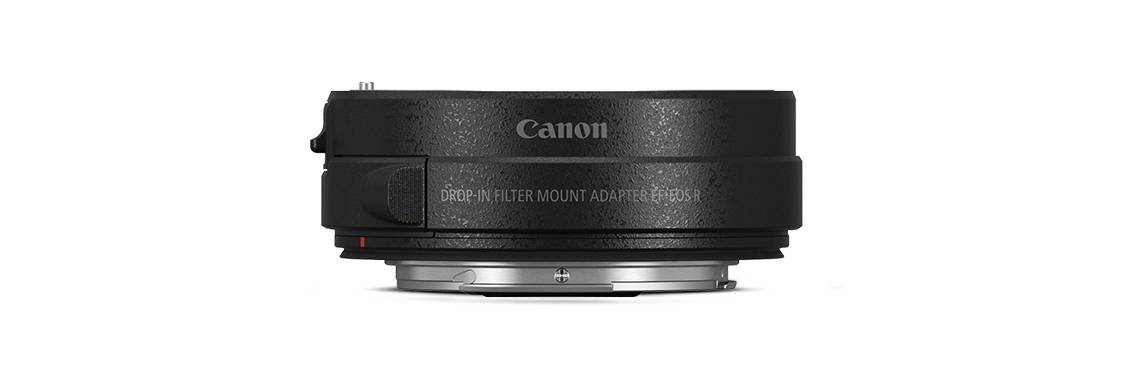 Canon EOS R Drop-In Mount Adapter