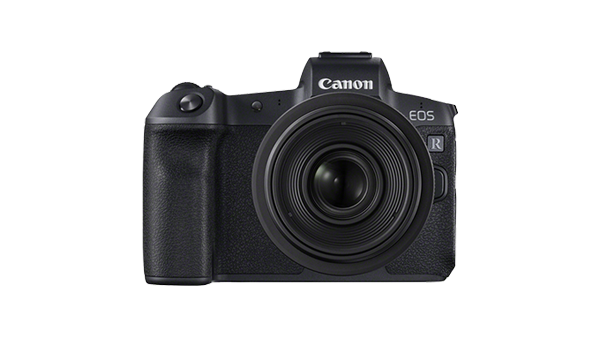 EOS R Full-Frame Mirrorless