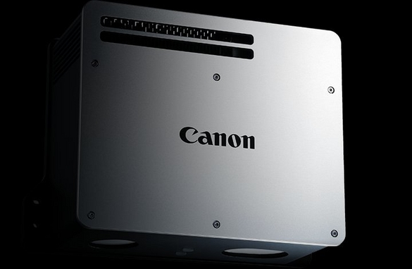 Canon industrial machine