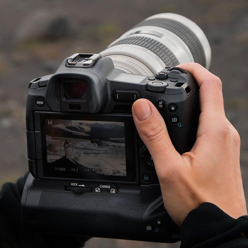 Canon EOS R Lens Control Ring