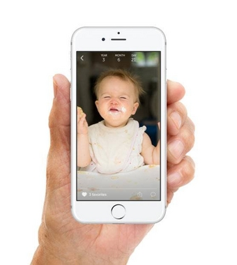 Built for families. Lifecake is a visual storytelling platform for childhood photos and videos.
