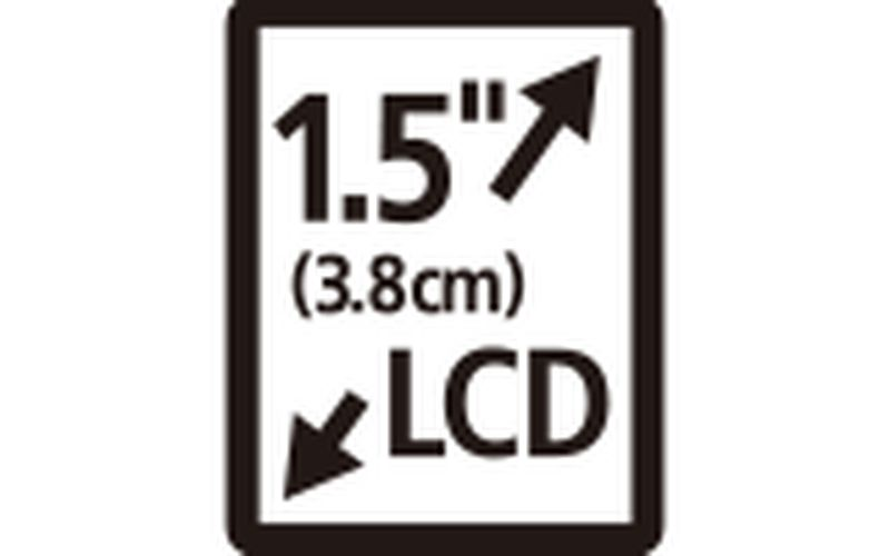 """1.5"""" LCD"""