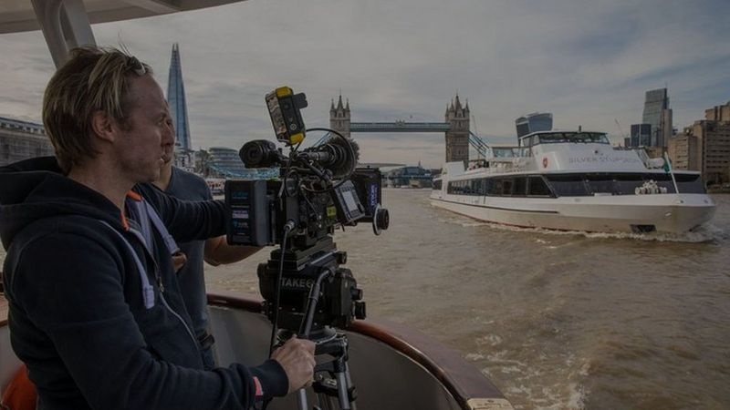 Luxury yacht advert filmed on the EOS C700