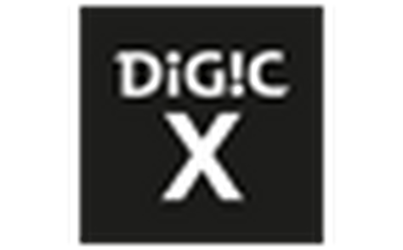 DIGIC X image processor