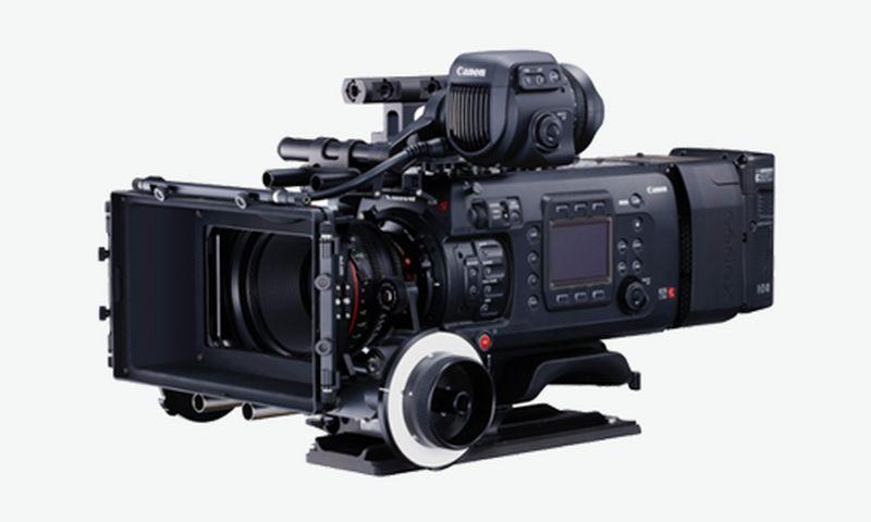 Cinema EOS Cameras - 4K Cameras - Canon Europe Кинокамера