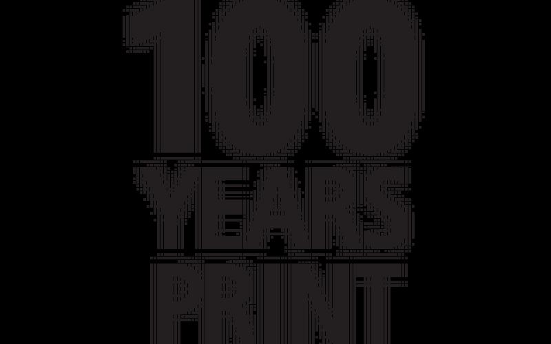100 Year Print