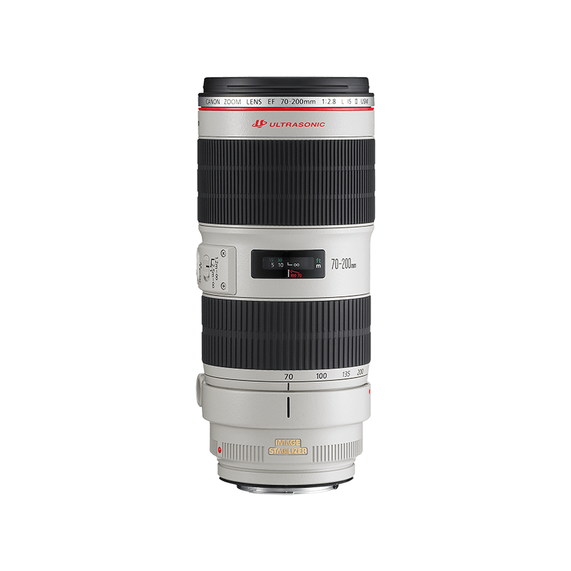 EF 70-200 mm f/2,8L IS II USM
