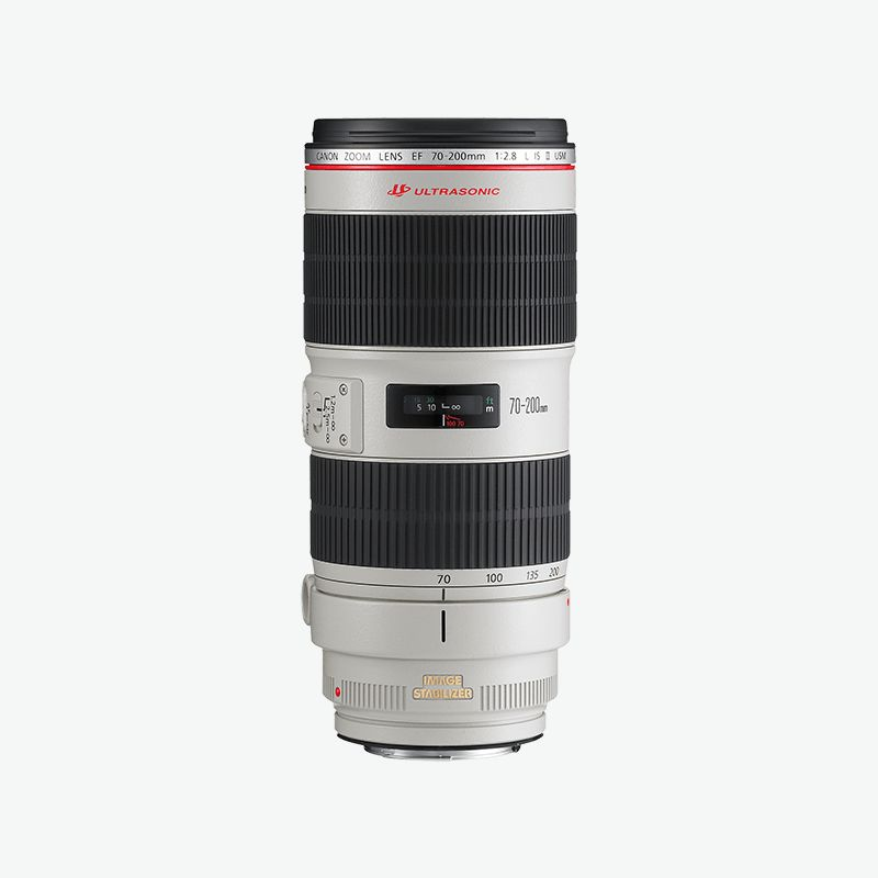 EF 70-200mm f/2.8L IS II USM L series Lense