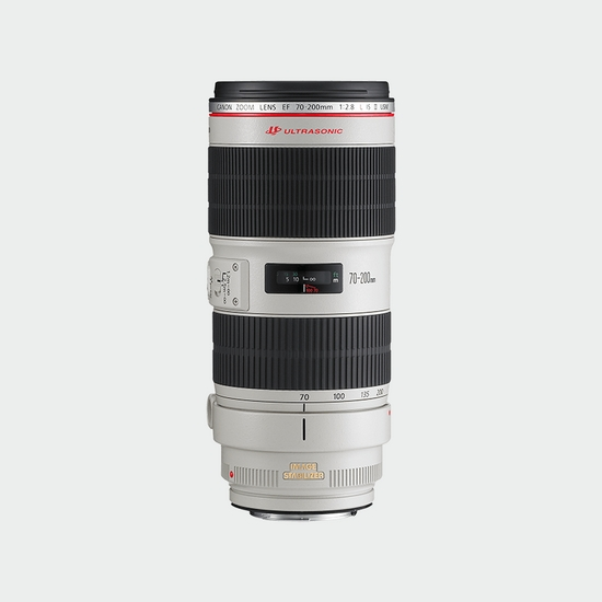 EF 70-200mm f/2.8L IS USM II