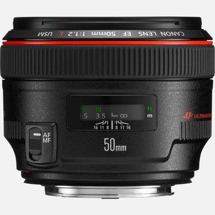 Objectif Canon EF 50mm f/1.2L USM