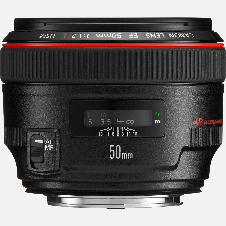 Obiettivo Canon EF 50mm f/1.2L USM