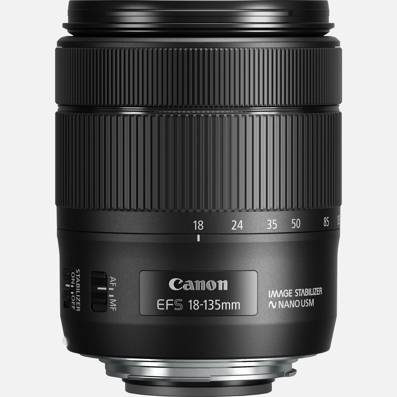 Obiettivo Canon EF-S 18-135mm f/3.5-5.6 IS USM