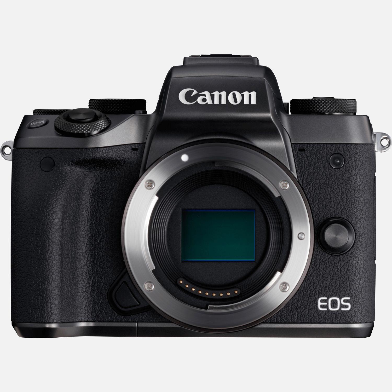 Canon EOS M5 nera body
