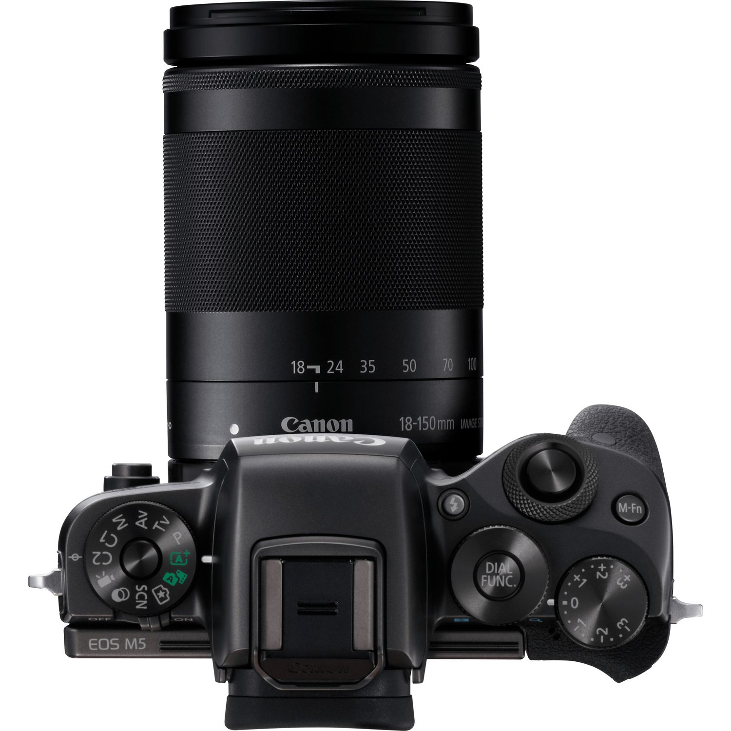 Buy Canon EOS M5 + EF-M 18-150mm f/3 5-6 3 IS STM Lens in Wi