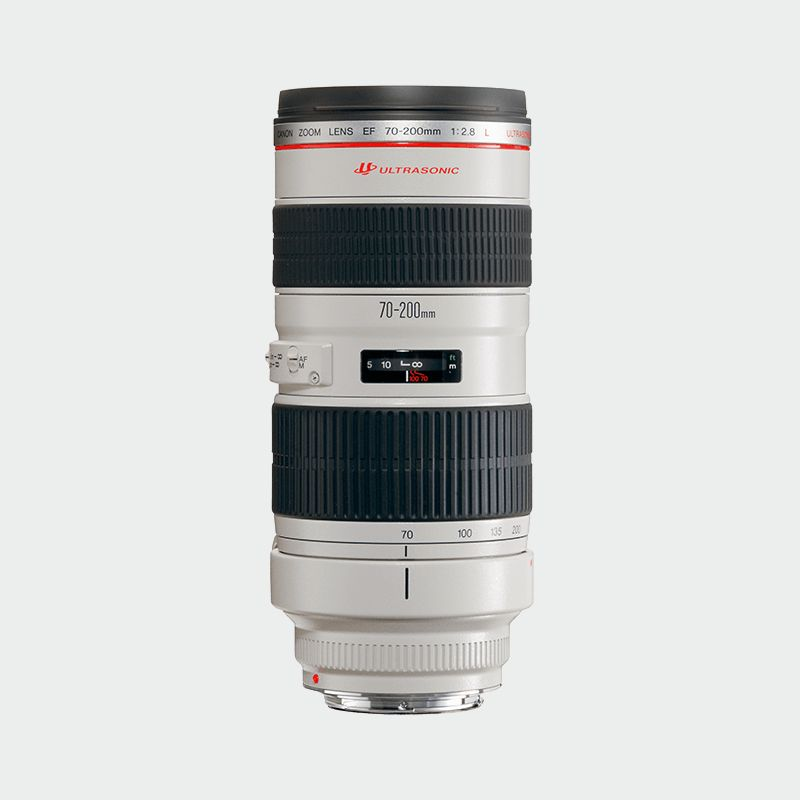 EF 70-200mm f/2.8L USM L series Lense