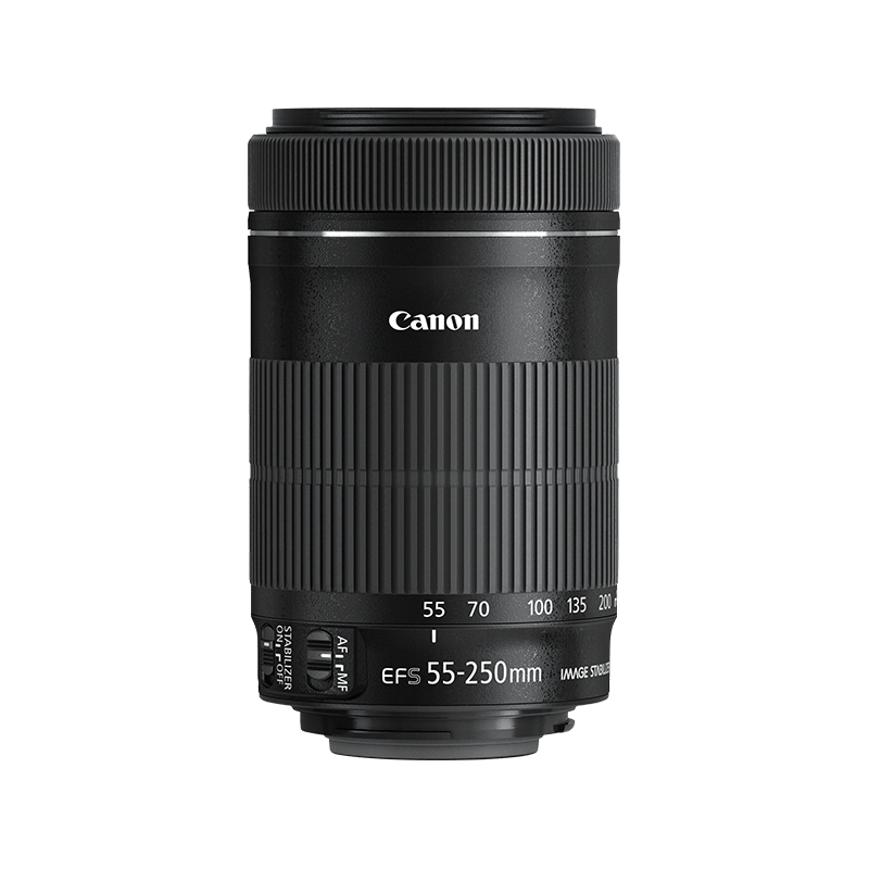 EF-S 55-250 mm f/4-5,6 IS STM