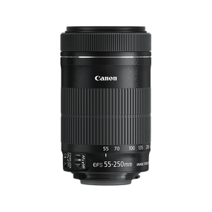 EF-S 55-250mm f_4-5.6 IS STM Pack shot