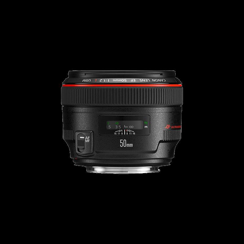 EF50mm f/1.2L USM