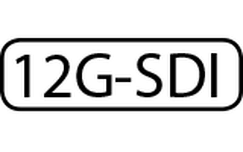 12G-SDI terminal