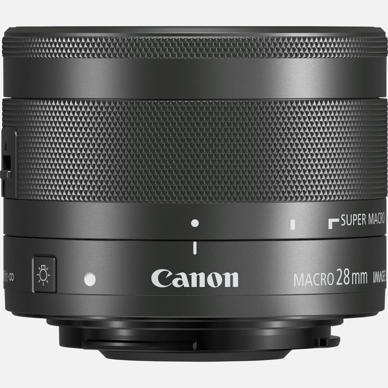 Obiettivo Canon EF-M 28mm f/3.5 Macro IS STM