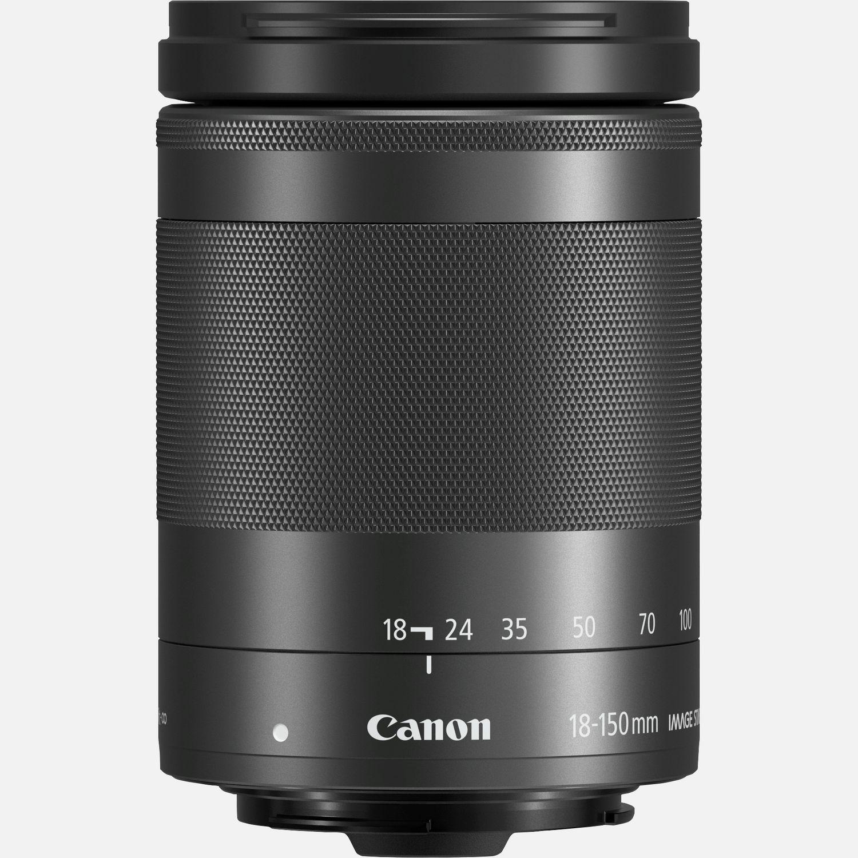 Obiettivo Canon EF-M 18-150mm f/3.5-6.3 IS STM - Grafite