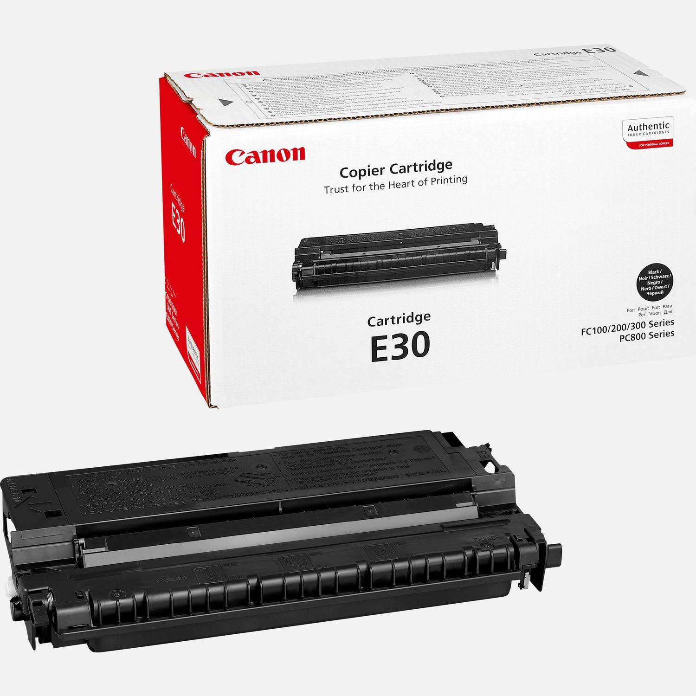 Image of Canon cartuccia toner E30