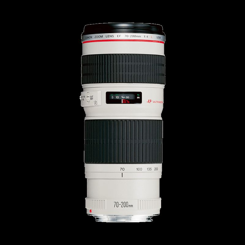 EF 70-200mm f/4L USM L series Lense