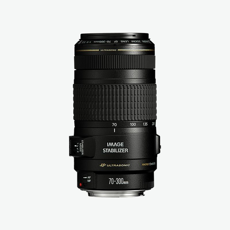 EF 70-300mm f/4-5.6 IS USM L series Lense
