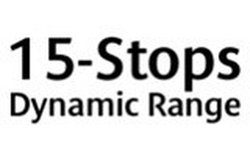 icon 15-Stops Dynamic Range