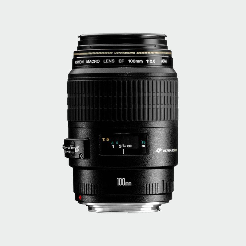 EF 100mm f/2.8 Macro USM L series Lense