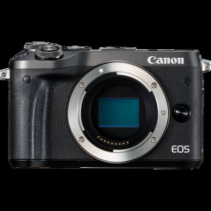 Canon EOS M6 Noir