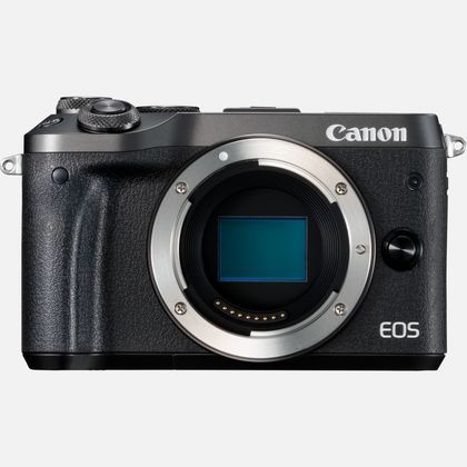 Canon EOS M6 Corps - Noir