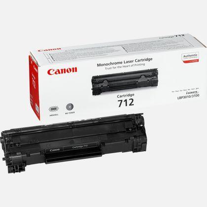 Cartouche de toner noir Canon 712