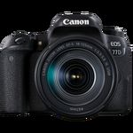 Image of Canon EOS 77D + 18-135mm IS USM Lens