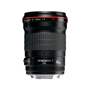 EF 135mm f/2L USM L series Lense