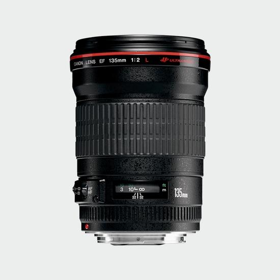 EF 135mm f/2 L USM