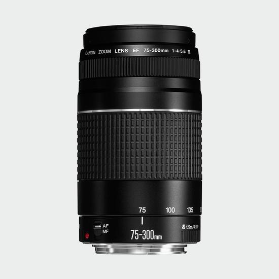 EF 75-300mm f/4-5.6 III