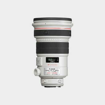 EF 200mm f/2 L IS USM