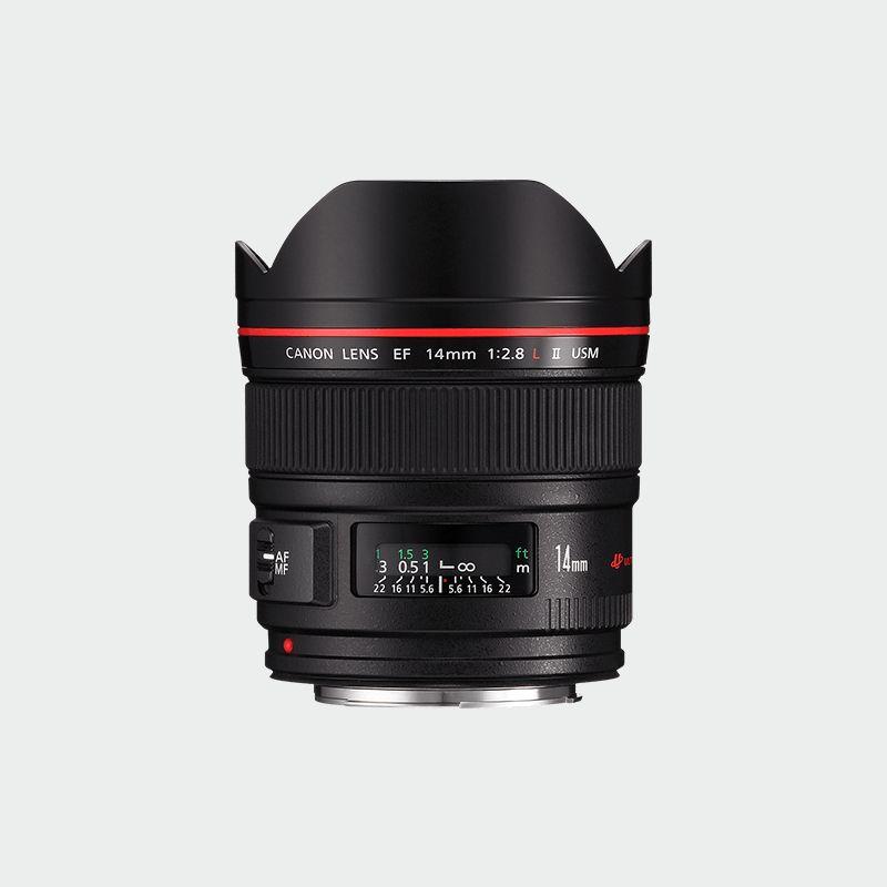 EF 14mm f/2.8L II USM L series Lense