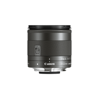 EF-M 11-22mm f/4-5.6 IS STM